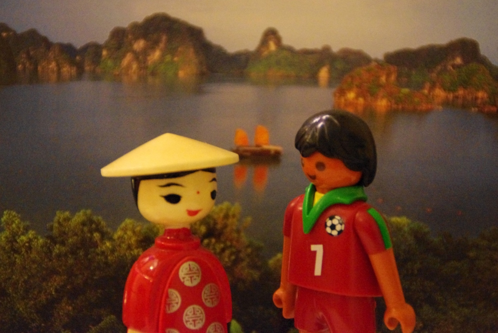 Portobil et sa copine vietnamienne
